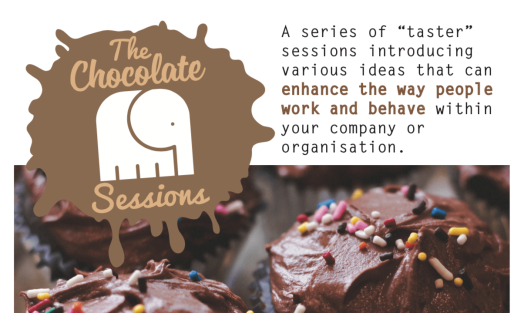 A series of taster sessions demonstrating ideas that can enhance the way people work and behave within companies